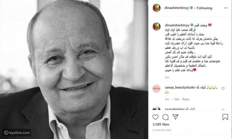 دينا الشربيني في رسالة مؤثرة لها بعد اختفائها: قلبي موجوع