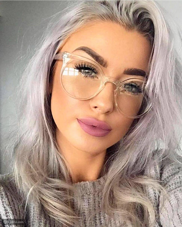 نظارات طبية شفاف Transparent