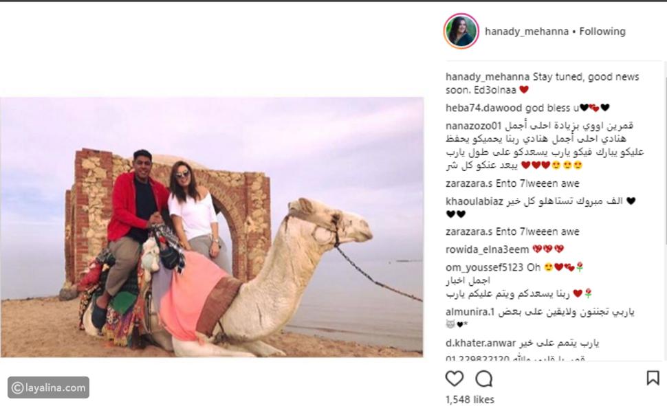 هنادي مهنا ترد على كلمات عمر مصطفى متولي