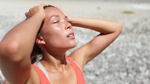 اختبري قدرتك على اكتشاف ضربة الشمس من خلال أعراضها الصحيحة