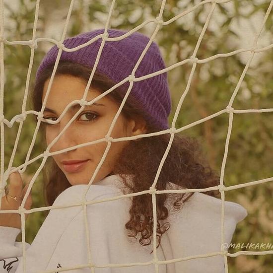 ابنة أحمد حلمي ومنى زكي  تشعل مواقع التواصل بأحدث صورها