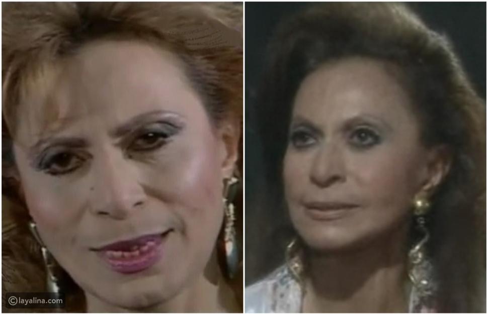 الفنانة ليلى نصر تطل في جنازة شويكار