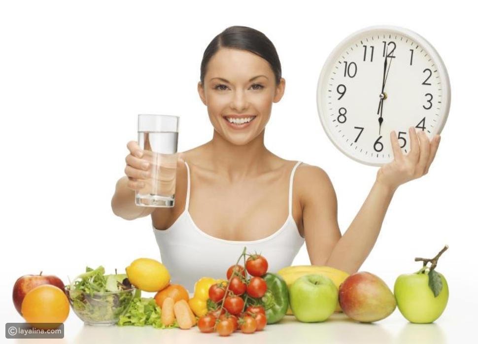 نصائح للتخلص من الوزن الزائد في أيام قليلة بدون حرمان