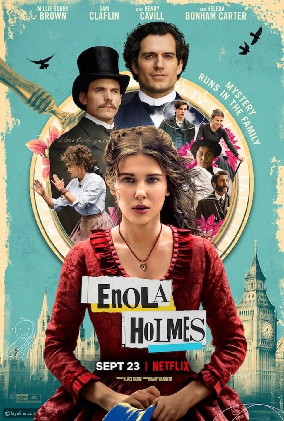 فيلمEnola Holmes