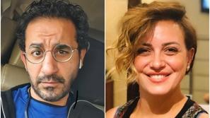 هل غضب أحمد حلمي من ريهام عبد الغفور بعد نشرها هذه الصورة؟ إليكم القصة