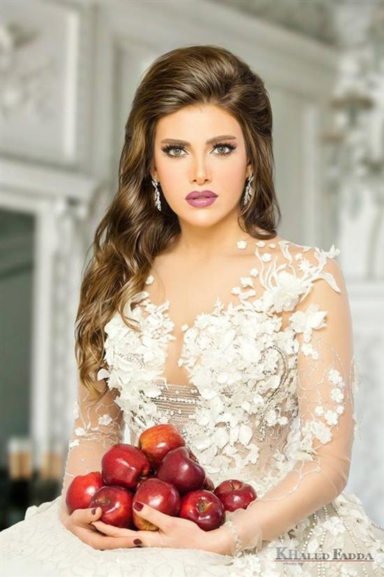 صور ريهام حجاج تفاجئ الجمهور بزفافها وتبهر الجميع بفستانها