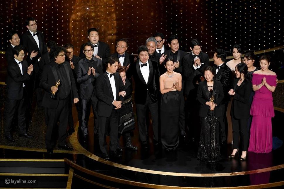 القائمة الكاملة للفائزين بجوائز الأوسكار 2020: فيلم كوري له نصيب الأسد