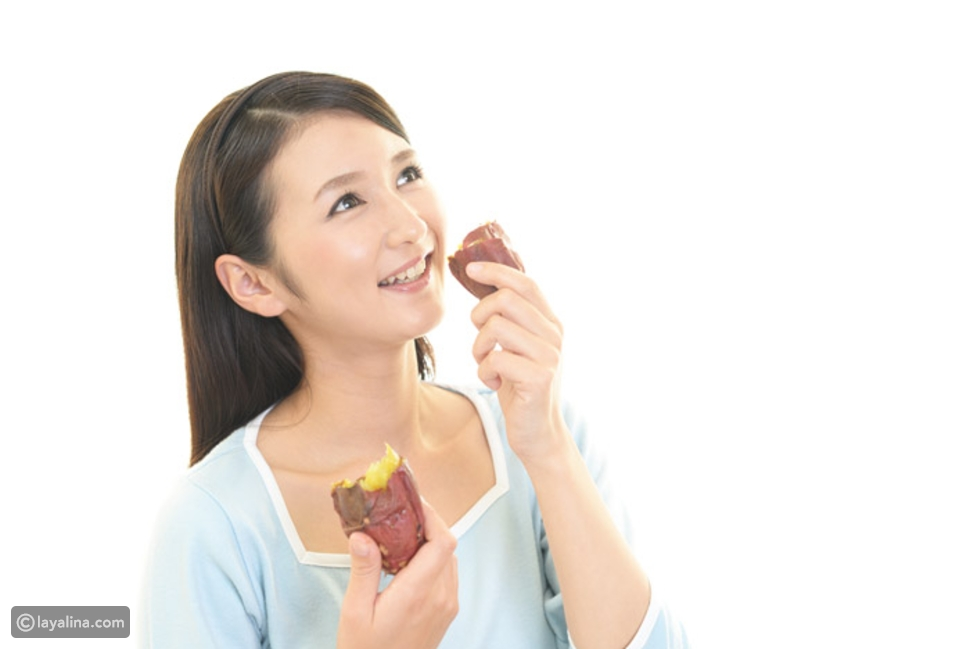 طرق  تحضير البطاطا الحلوة وعلاقتها بالرجيم
