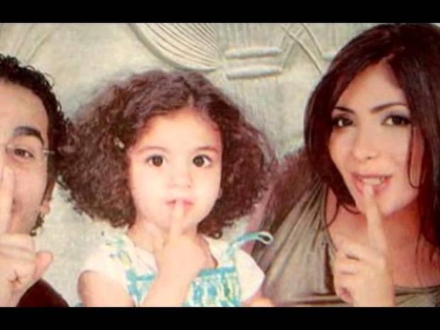 في أول ظهور إعلامي لها: ابنة أحمد حلمي ومنى زكي على خطى أبيها في الفن