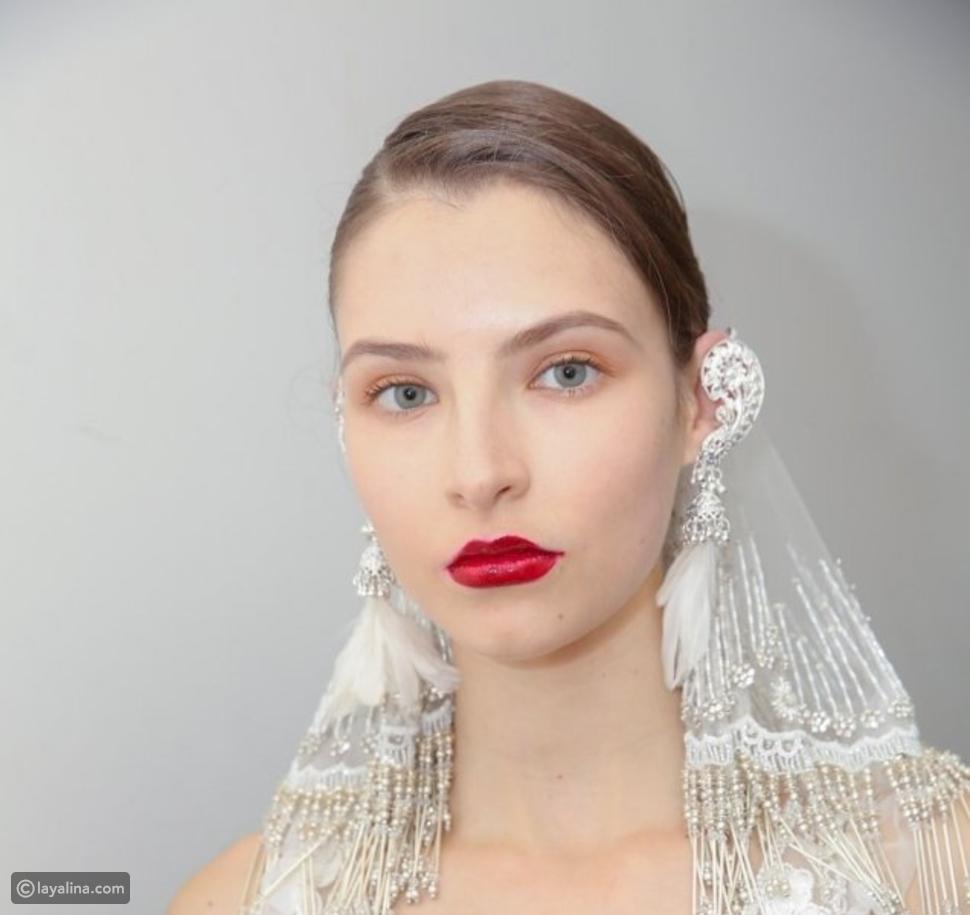 مكياج عروس صيف 2018