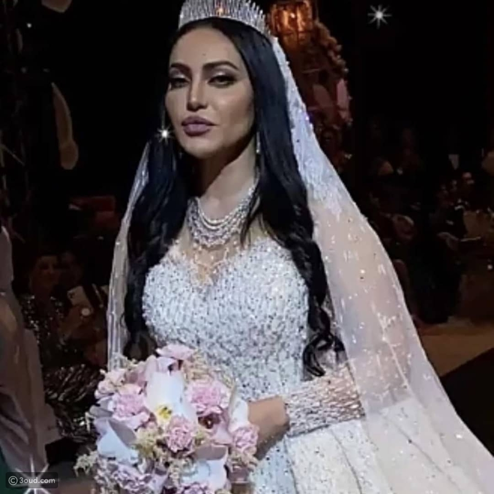 فيديو وصور من زفاف الفنانة الكويتية فوز الشطي: نسخة من أنجيلينا جولي!