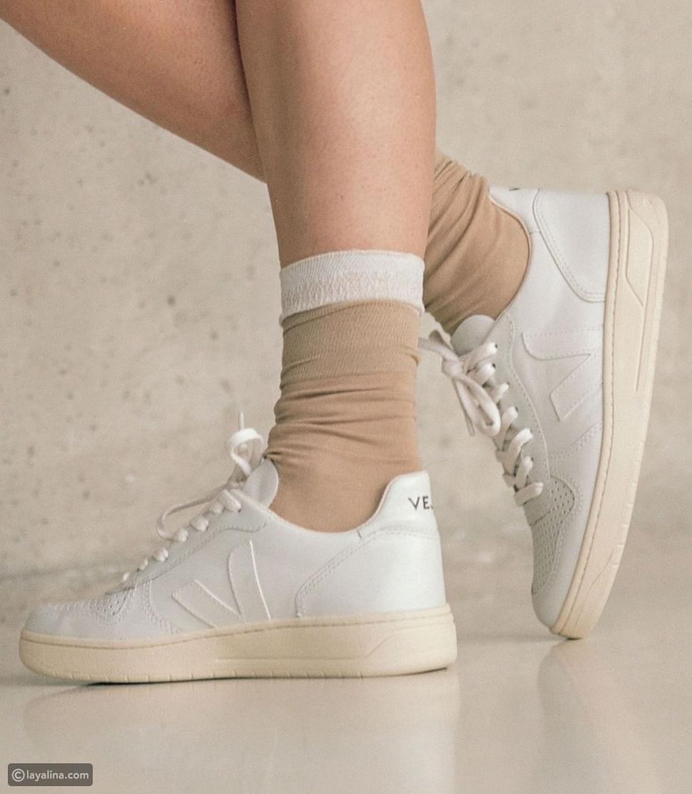أحذية رياضيو مستدامة