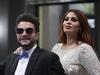 رقص أحمد حلمي وأحمد السقا مع تامر حسني في حفل افتتاح مهرجان القاهرة