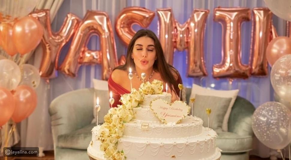 أحمد أبو هشيمة يُهنئ ياسمين صبري بمناسبة عيد ميلادها