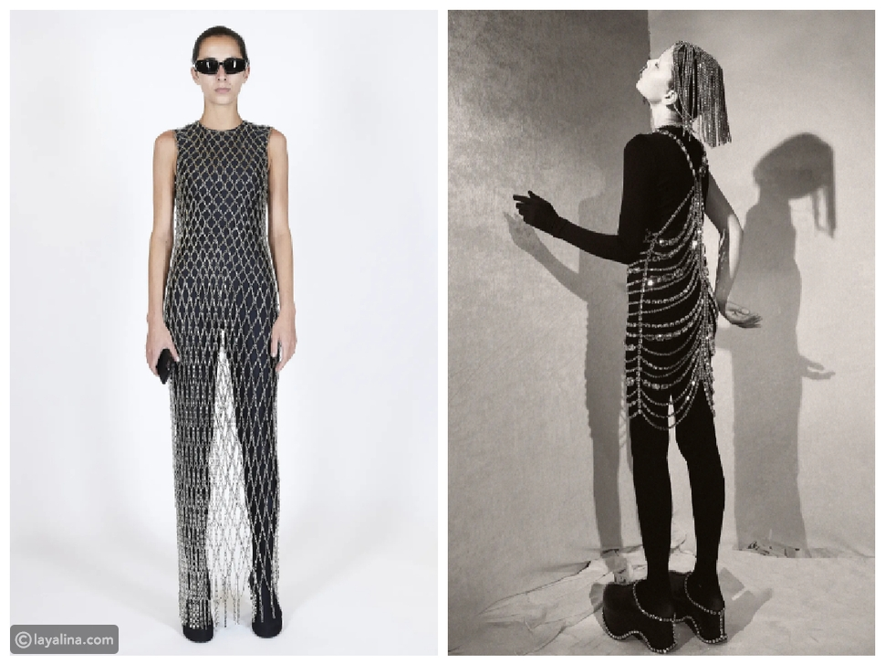 الملابس اللامعة أبرز الصيحات الجذابة لربيع وصيف 2021