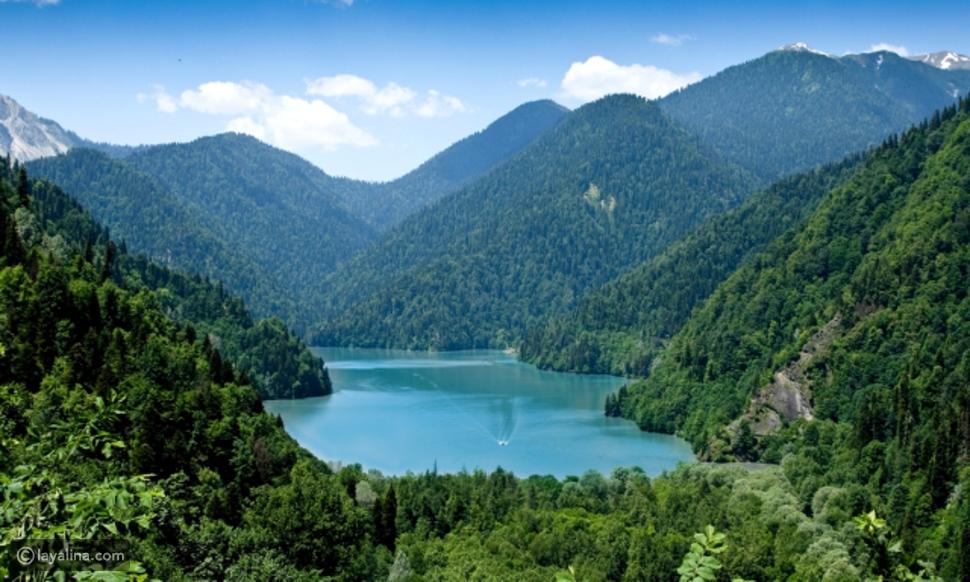 أشهر 10 أماكن سياحية في جورجيا عليك زيارتها