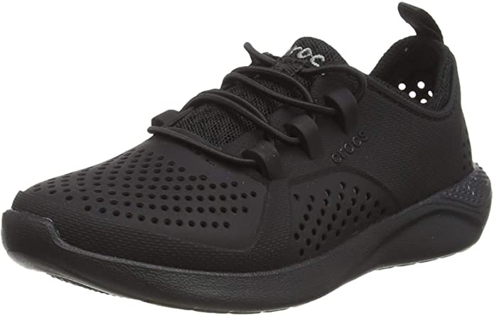 Black Crocs Sneakers