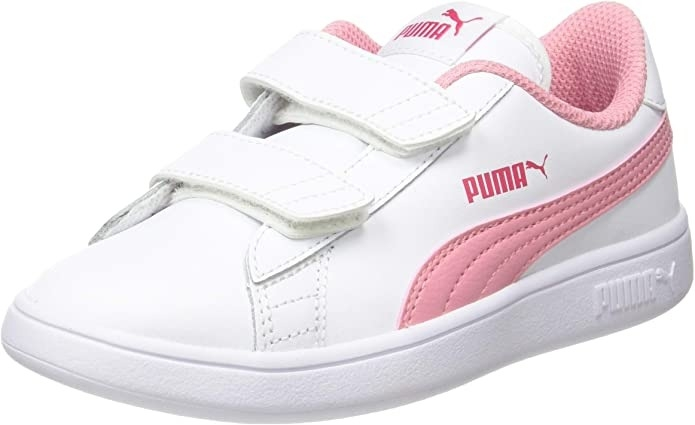 Puma White Sneakes