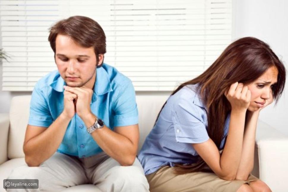 الزواج والجفاف العاطفي