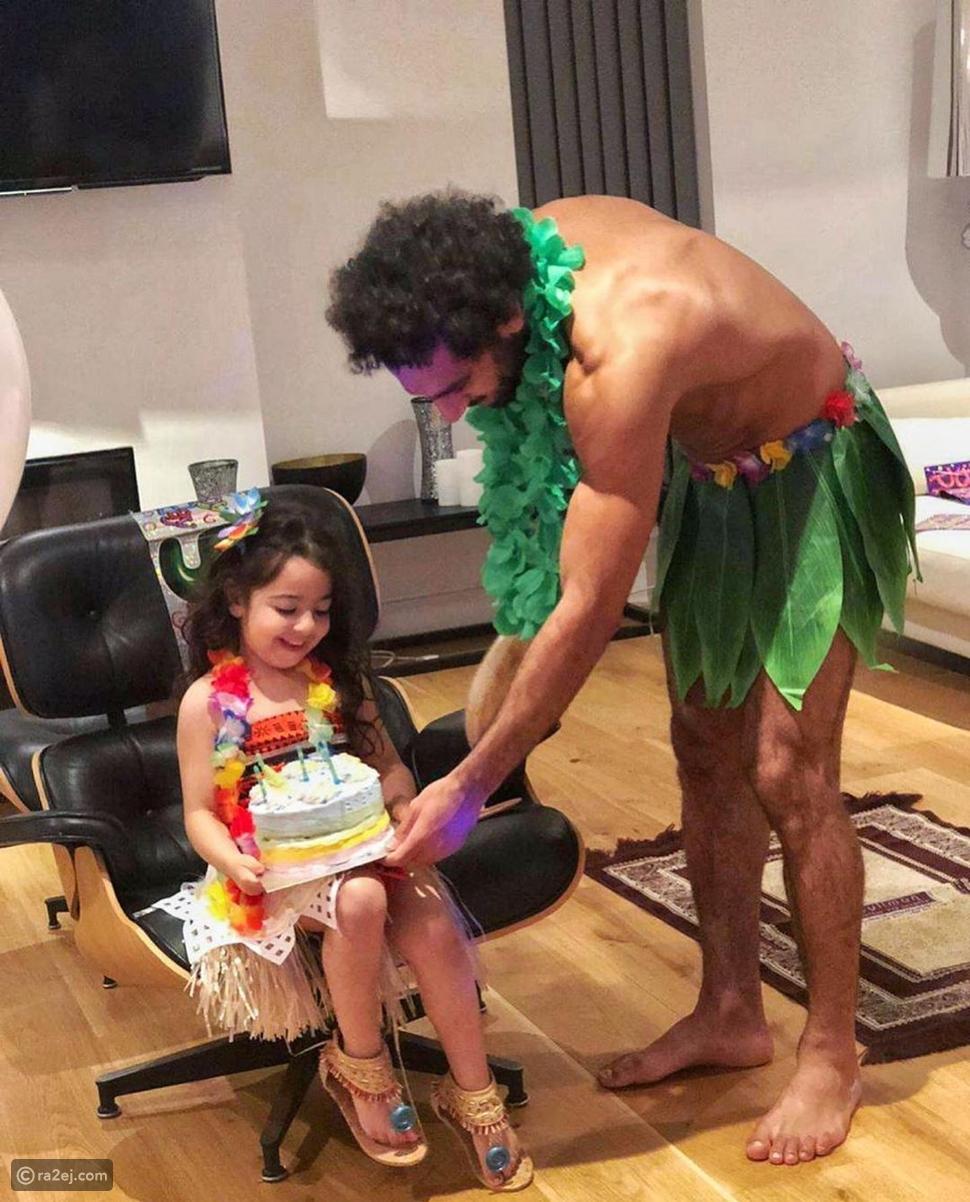 محمد صلاح ومكة في عيد ميلادها