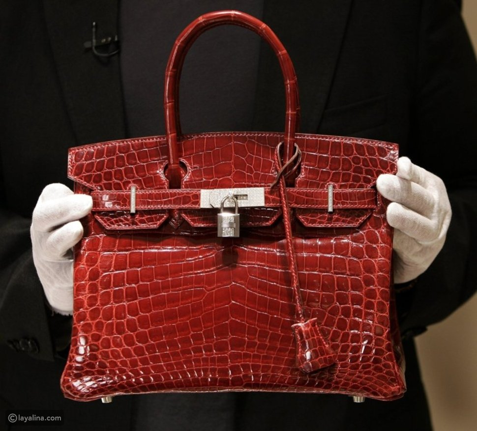 حقيبة هيرميس Hermès' 'Kelly' Bag