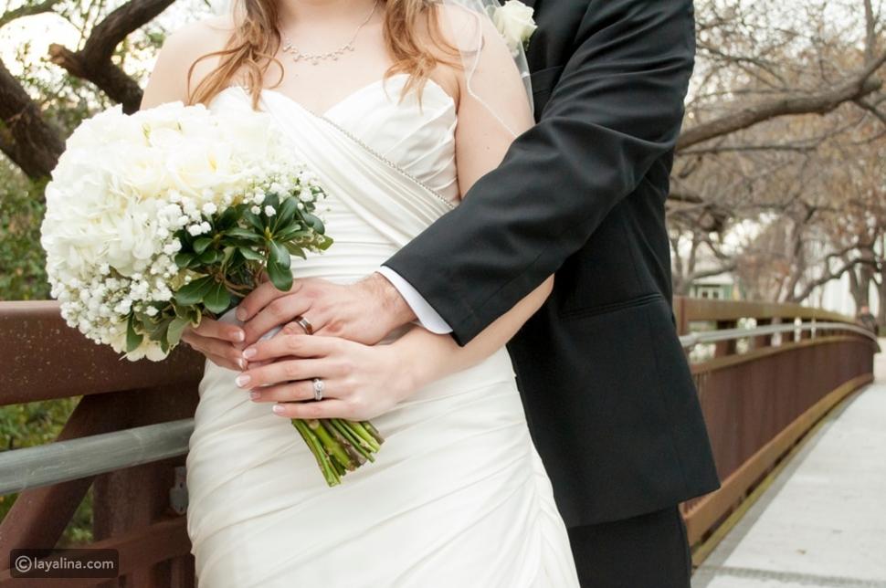 تحلي بالرشاقة استعداداً ليوم زفافك