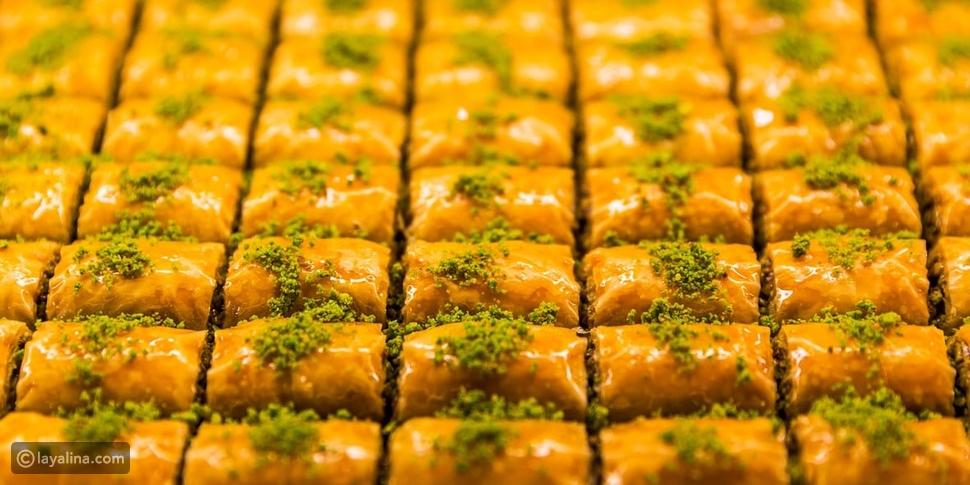 حلويات فراس في دبي