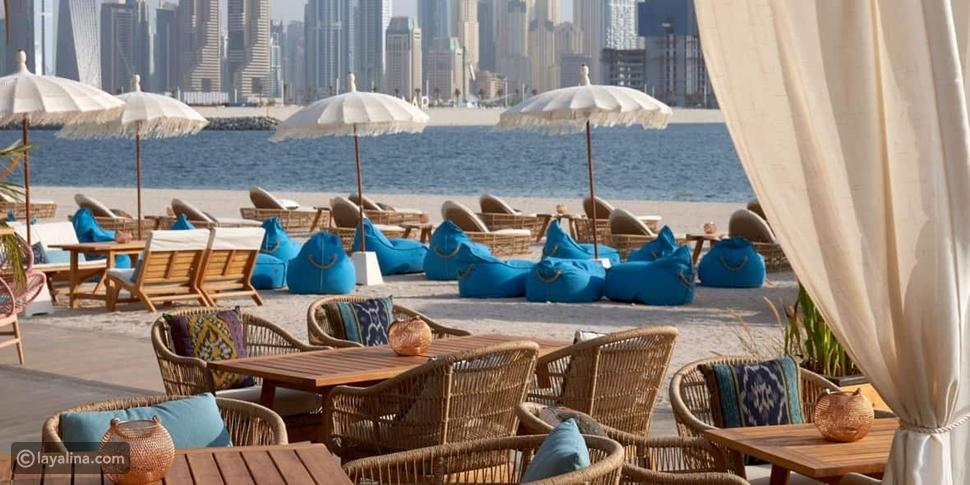 """مطعم """"جيتي لاونج"""" في دبي"""