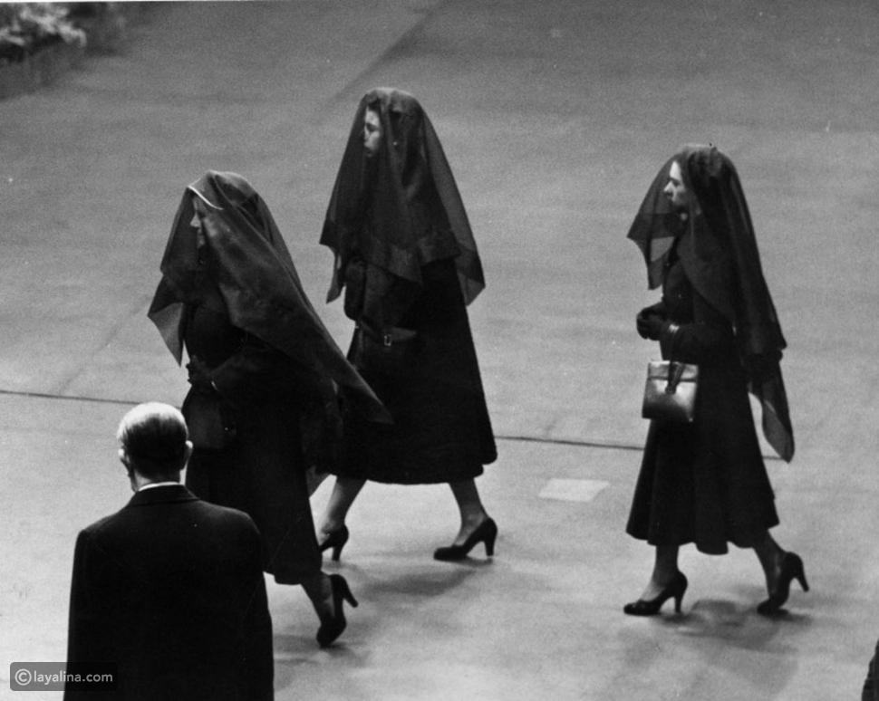 جنازة الأميرة مارغريت