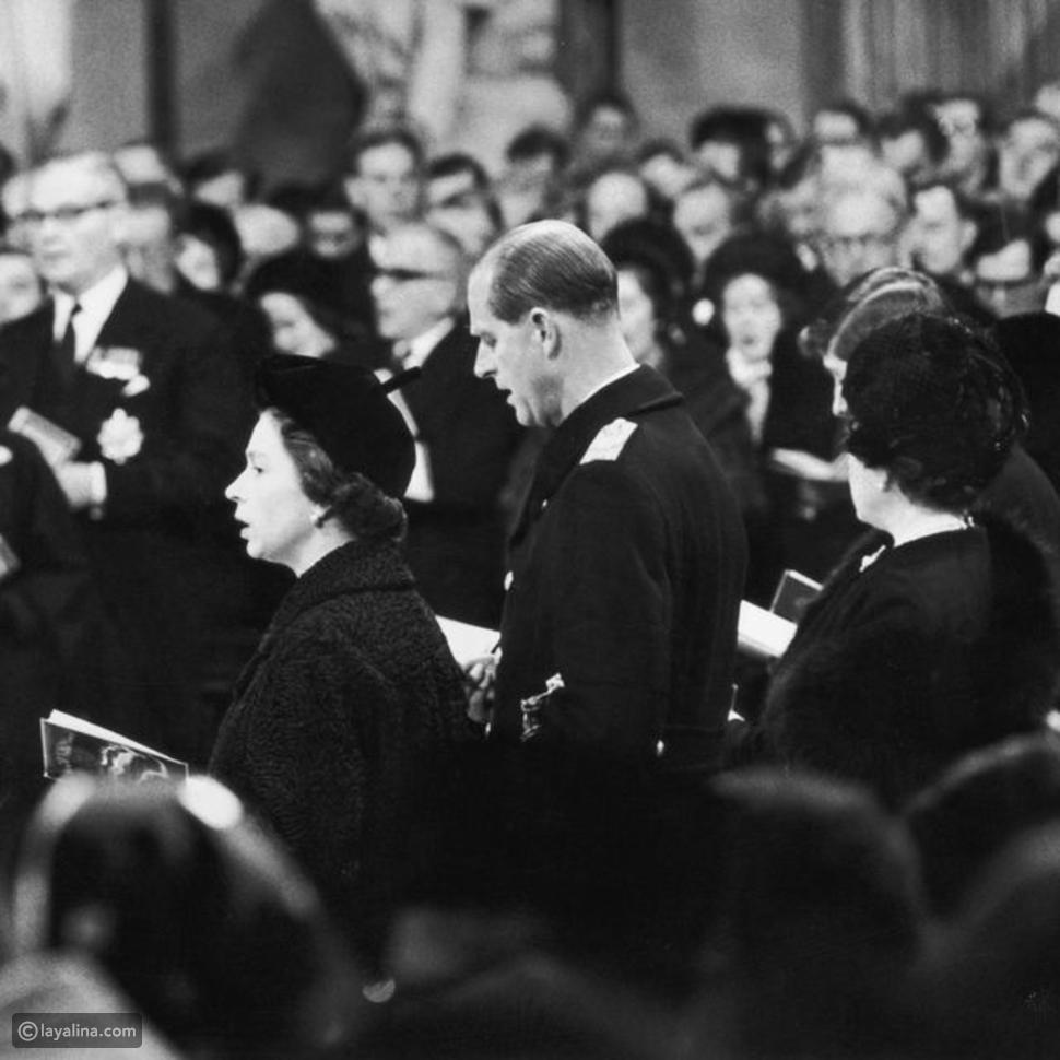 قواعد لباس العائلة المالكة في الجنازات