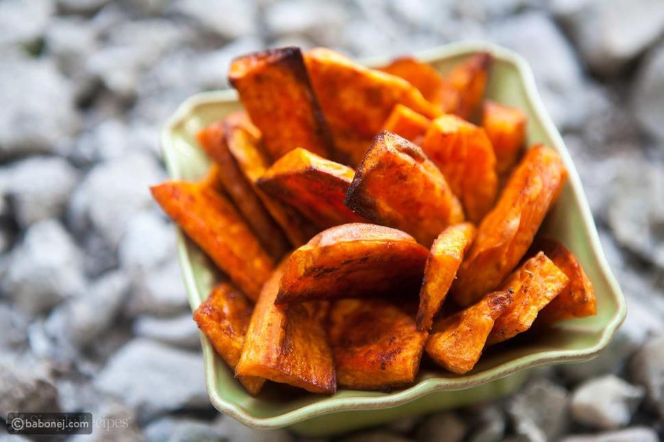 فوائد البطاطا الحلوة العامة