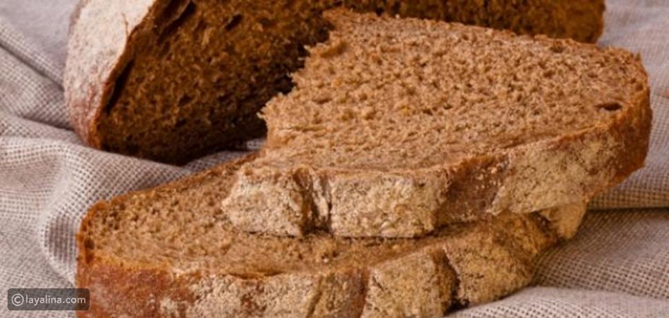خبز أسمر