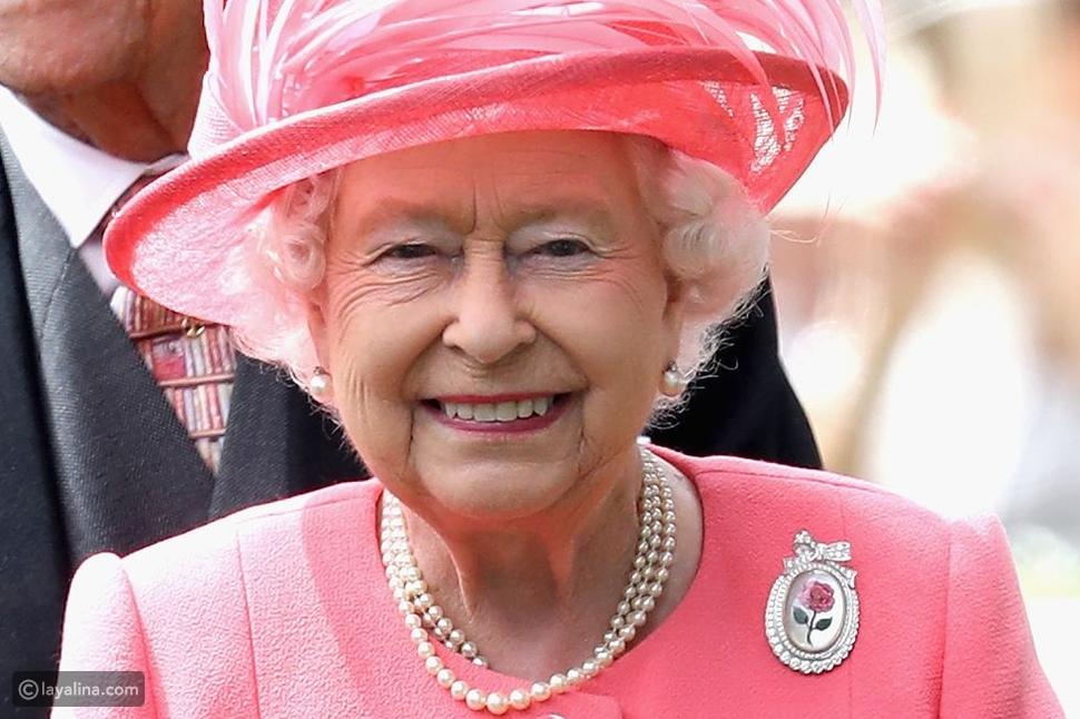بروش الزهرة المئوية Centenary Rose Brooch