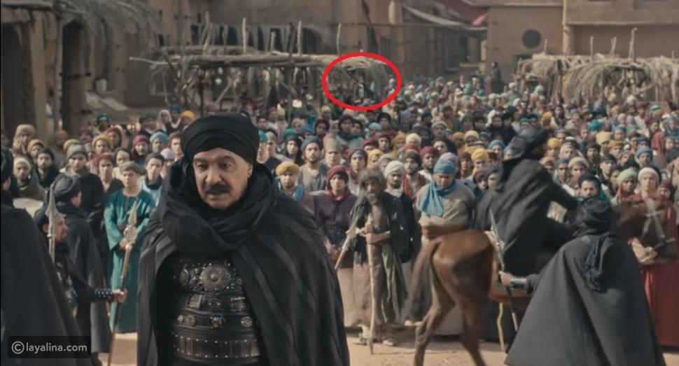 """مشهد من مسلسل """"كفر دلهاب"""""""