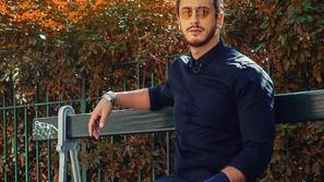 صور سعد المجرد يقلد جان يامان بطل مسلسل