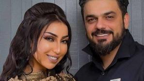 دنيا بطمة تحذف جميع صورها مع زوجها محمد الترك وسط تكنهات بانفصالهما