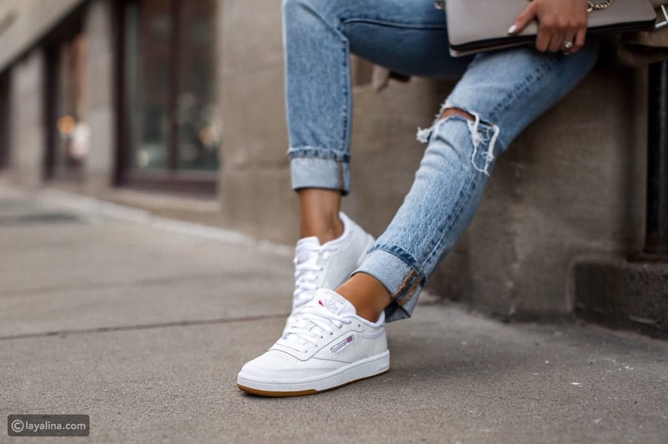 أحذية رياضية كلاسيكية