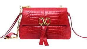 حقيبة VRING الأناقة الجريئة  من Valentino