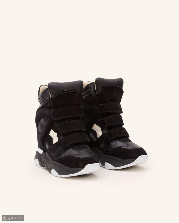"""Bekett Sneaker"" من Isabel Marant"