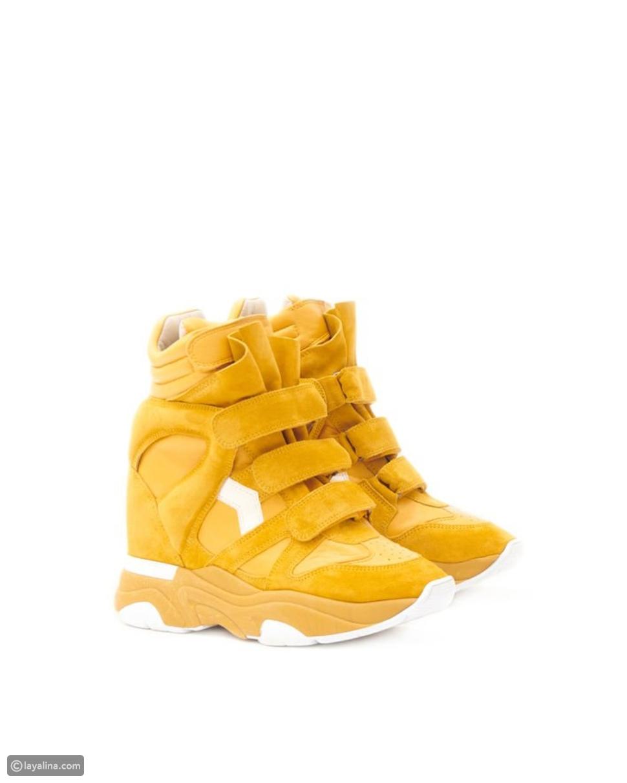 """أحذية الويدج الرياضية """"Bekett Sneaker"""" من Isabel Marant"""