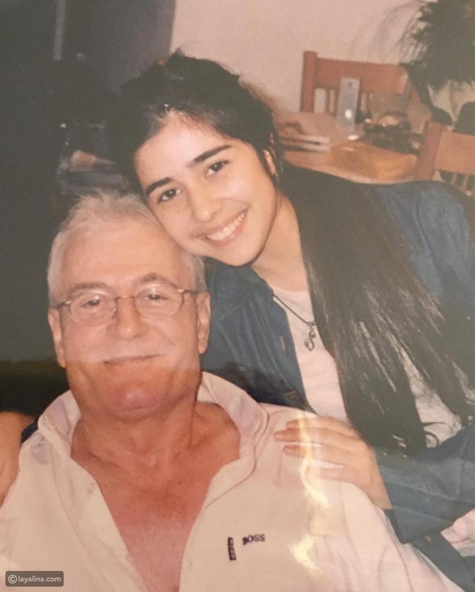 والد زينة مكي يروي تجربة مرض أليمة عاشتها في طفولتها واستمرت 12 عاماً