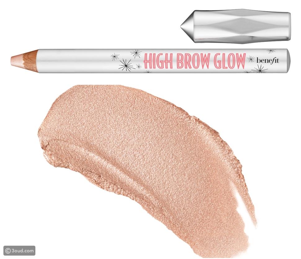 قلم هايلايتر High Brow Glow Brow Highlighter من بنفت كوزمتكس Benefit Cosmetics