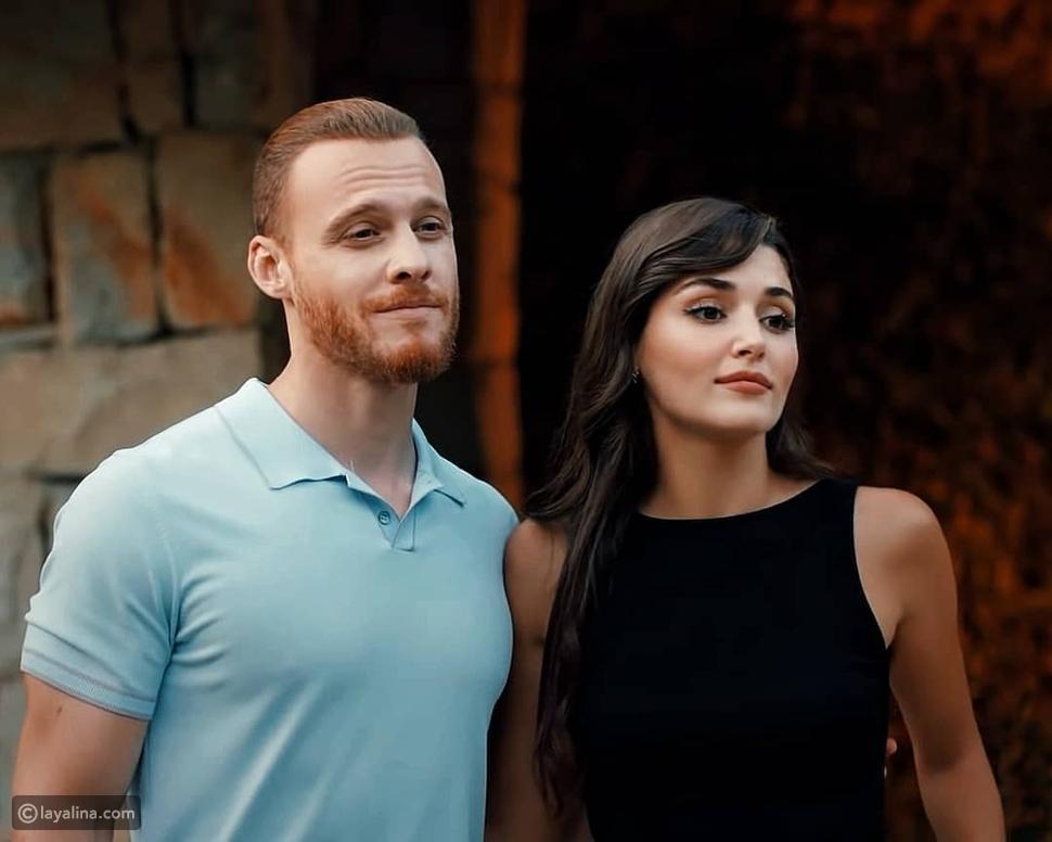 انفصال هاندا آرتشيل وكرم بورسين يُحير محبيهما والنجم التركي يحسم الأمر