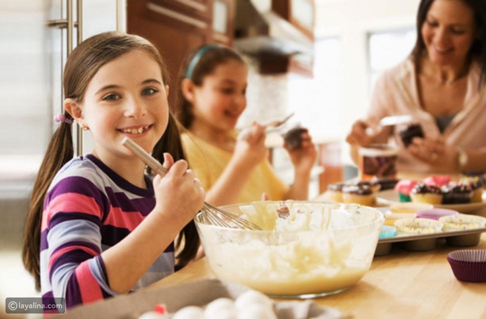 نشاطات منزلية عليك مشاركتها مع طفلك لتنمية شخصيته