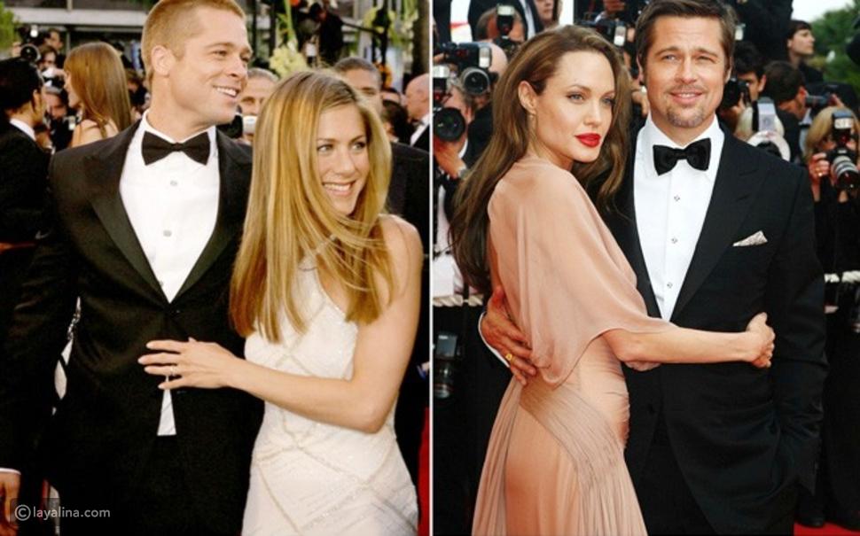 تفاصيل مسربة عن عودة براد بيت Brad Pitt لزوجته السابقة جينيفر أنيستون Jennifer Aniston رغم عدم حصوله على الطلاق بشكل نهائي من زوجته الحالية أنجلينا جولي Angelina Jolie.