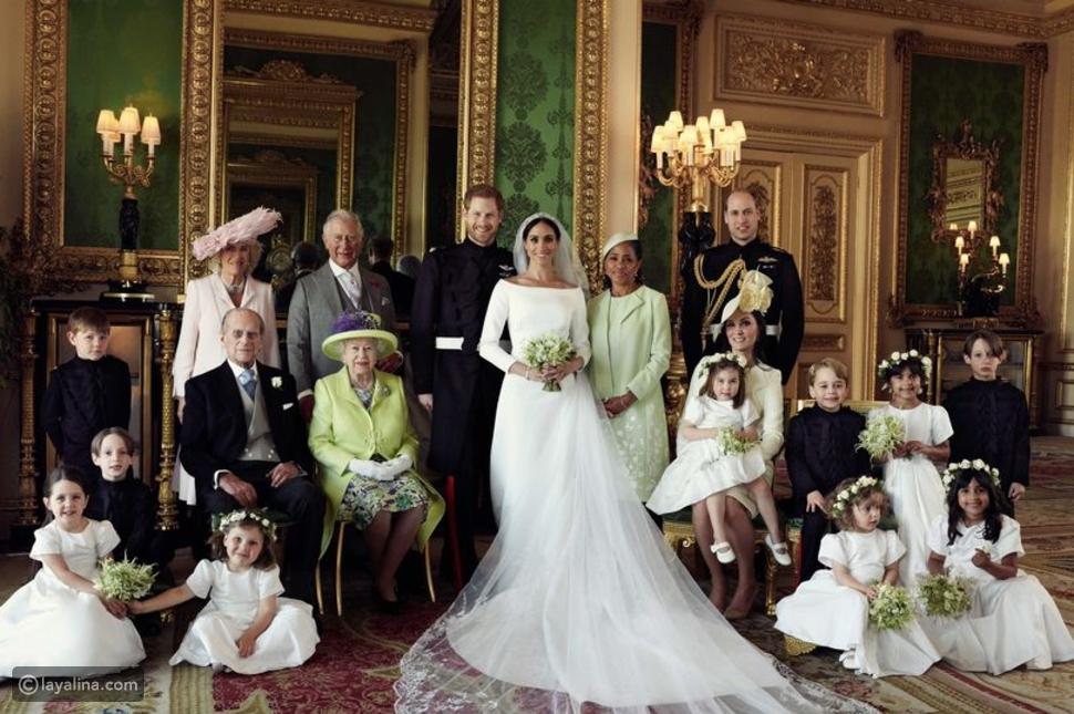 زفاف الأمير هاري Prince Harry وميغان ماركل Meghan Markle