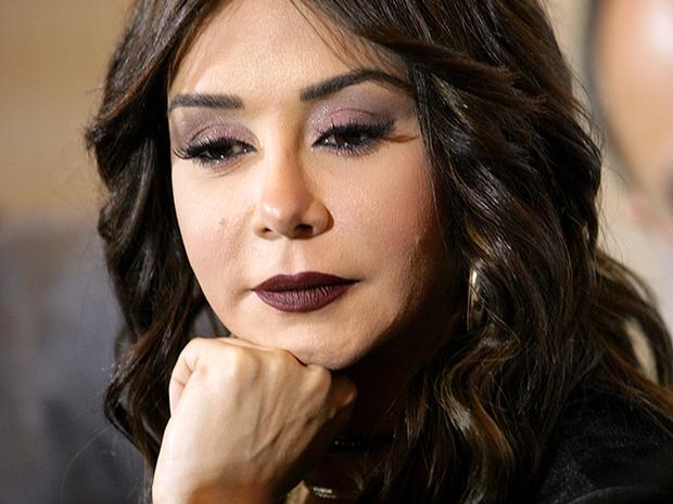 كاريس بشار إحدى بطلات مسلسل مسافة أمان