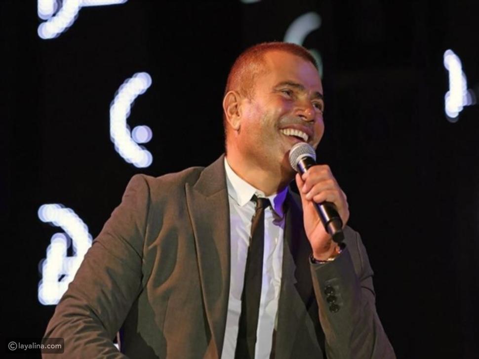 هل انسحب تامر حسني من حفل الجونة بسبب عمرو دياب؟
