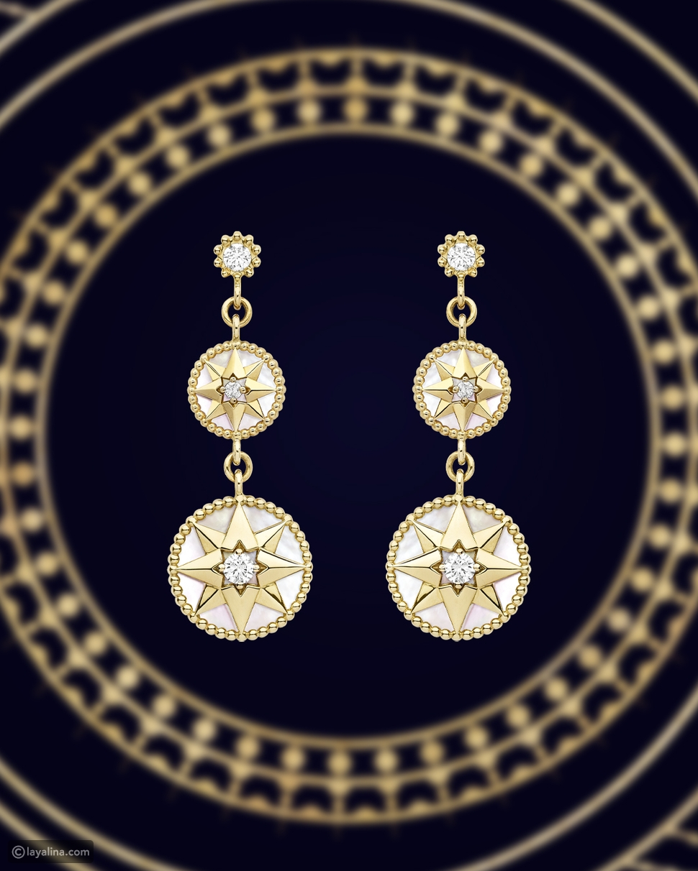 """لمجوهرات """"ديور"""" Dior Joaillerie،"""