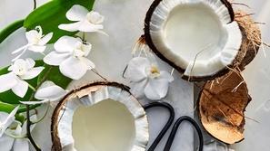 5 فوائد للشعر عند استخدام حليب جوز الهند